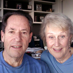 Howard and Janice Oringer